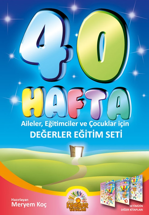 40 Hafta Seti (4 Kitap-7 Belge)